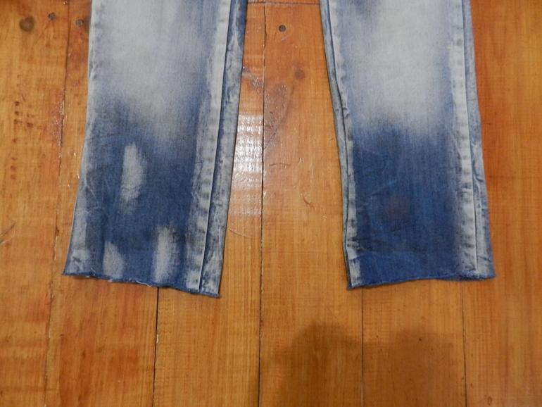 Kak-udlinit-dzhinsy-1 Как удлинить классические брюки. Как удлинить брюки женские в домашних условиях