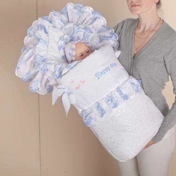 Как укутать новорожденного