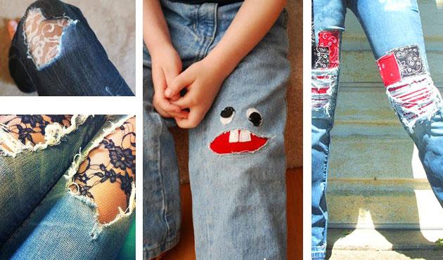 Как вернуть джинсы к жизни
