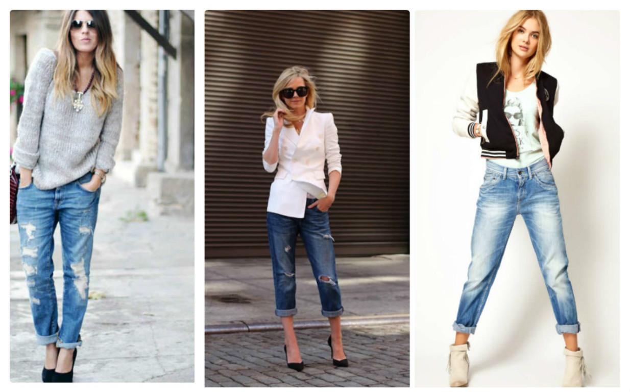 Какие джинсы модные