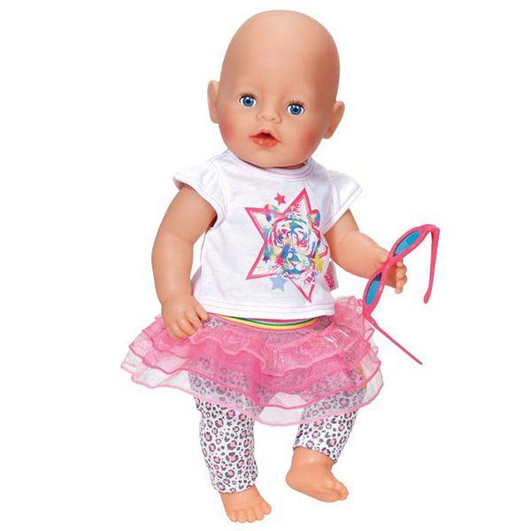 Костю для прогулки куклы