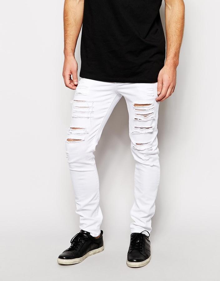 Красивые зауженные штаны