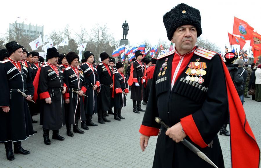 Кто такие современные российские казаки