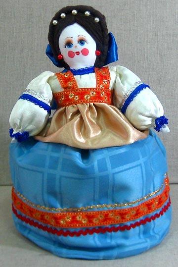 Кукла грелка