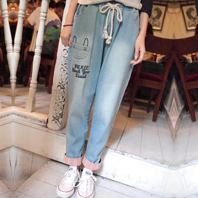 Легкий джинс