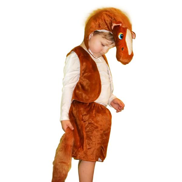 Меховой костюм Лошадь