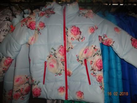 Модная куртка на основе Болоньи