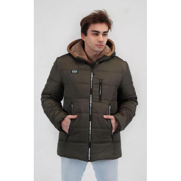 Модные теплые куртки
