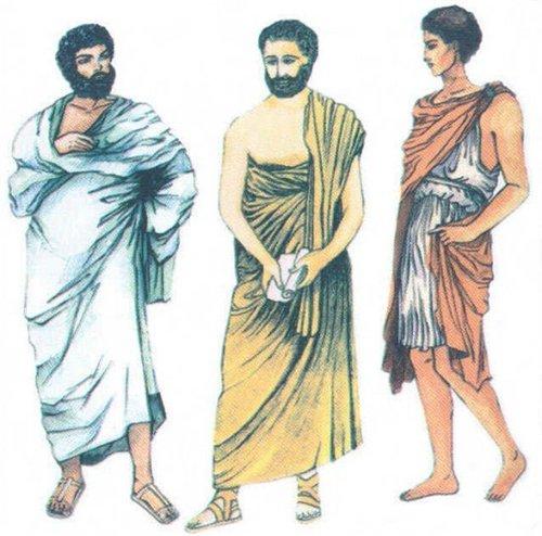 Мужчины Греки