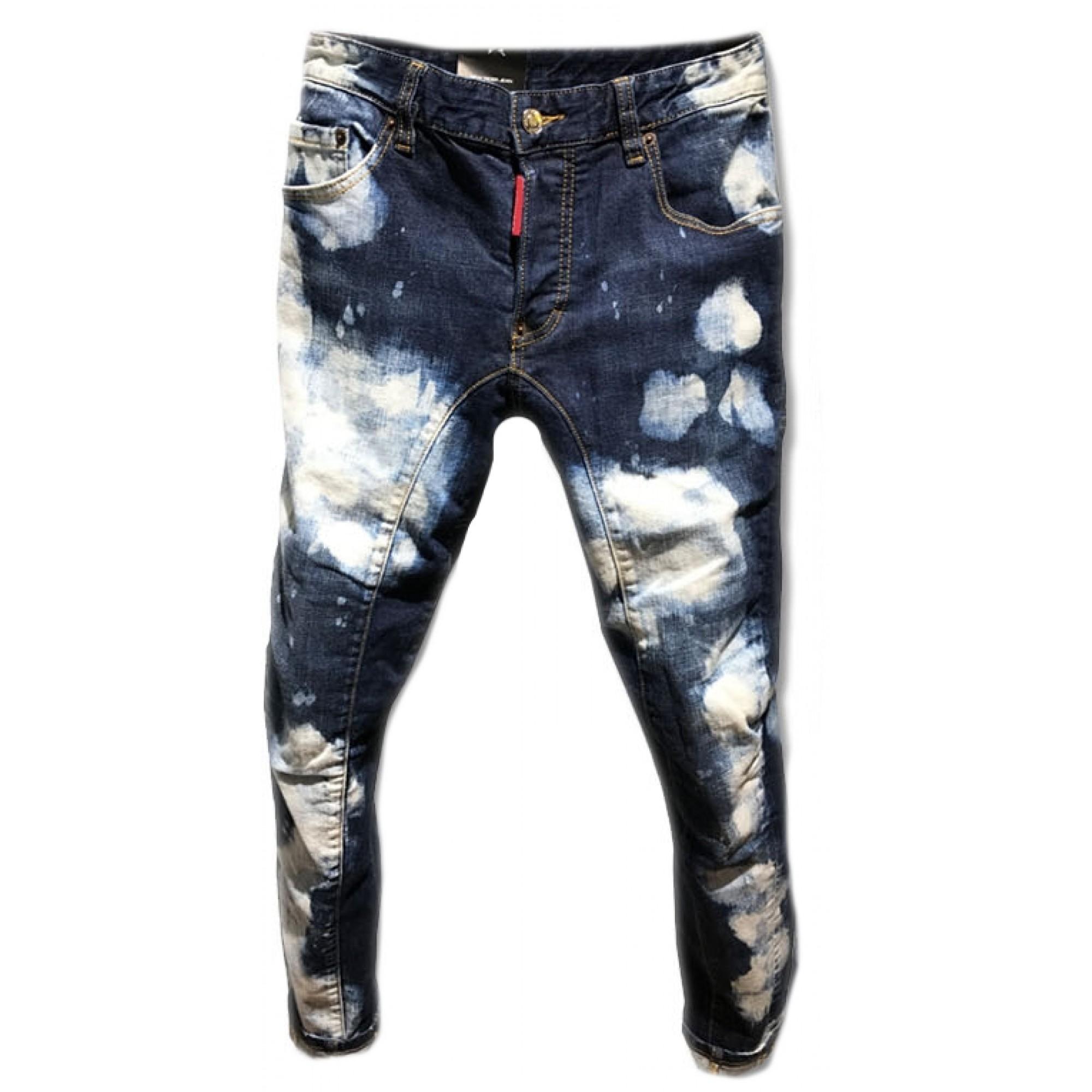 Мужские джинсы варенка от Dsquared