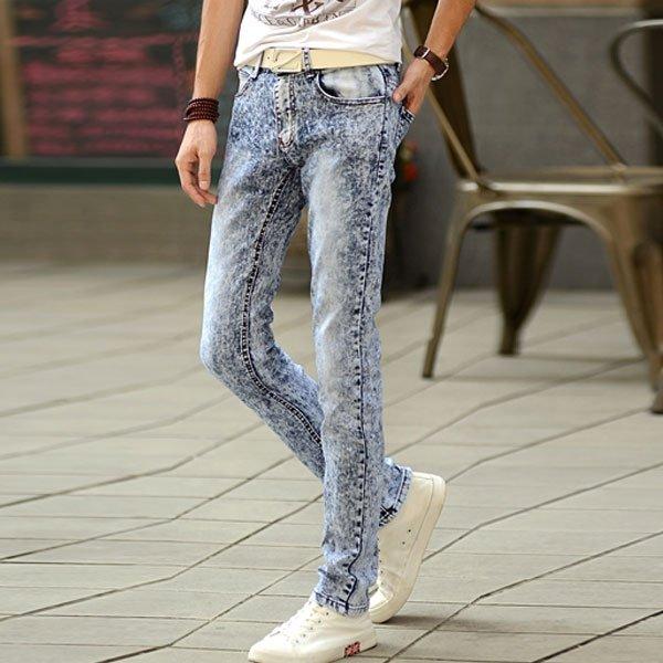 Мужские джинсы варенки