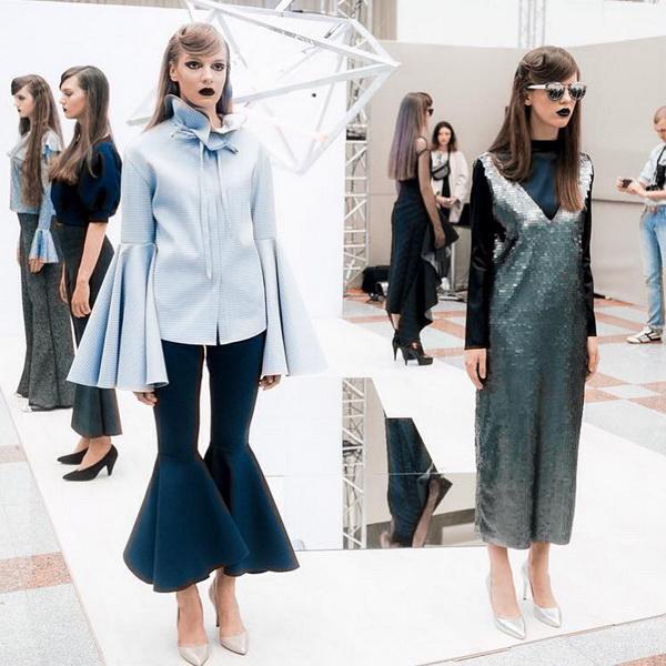 Наряды белорусских модниц