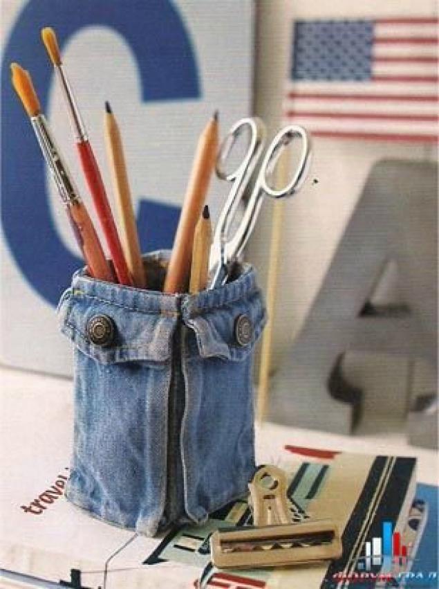 Новая жизнь джинсам