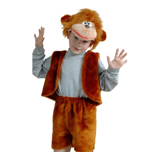Новогодний образ обезьяны для мальчика