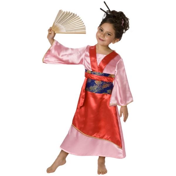 Образ гейши для ребенка