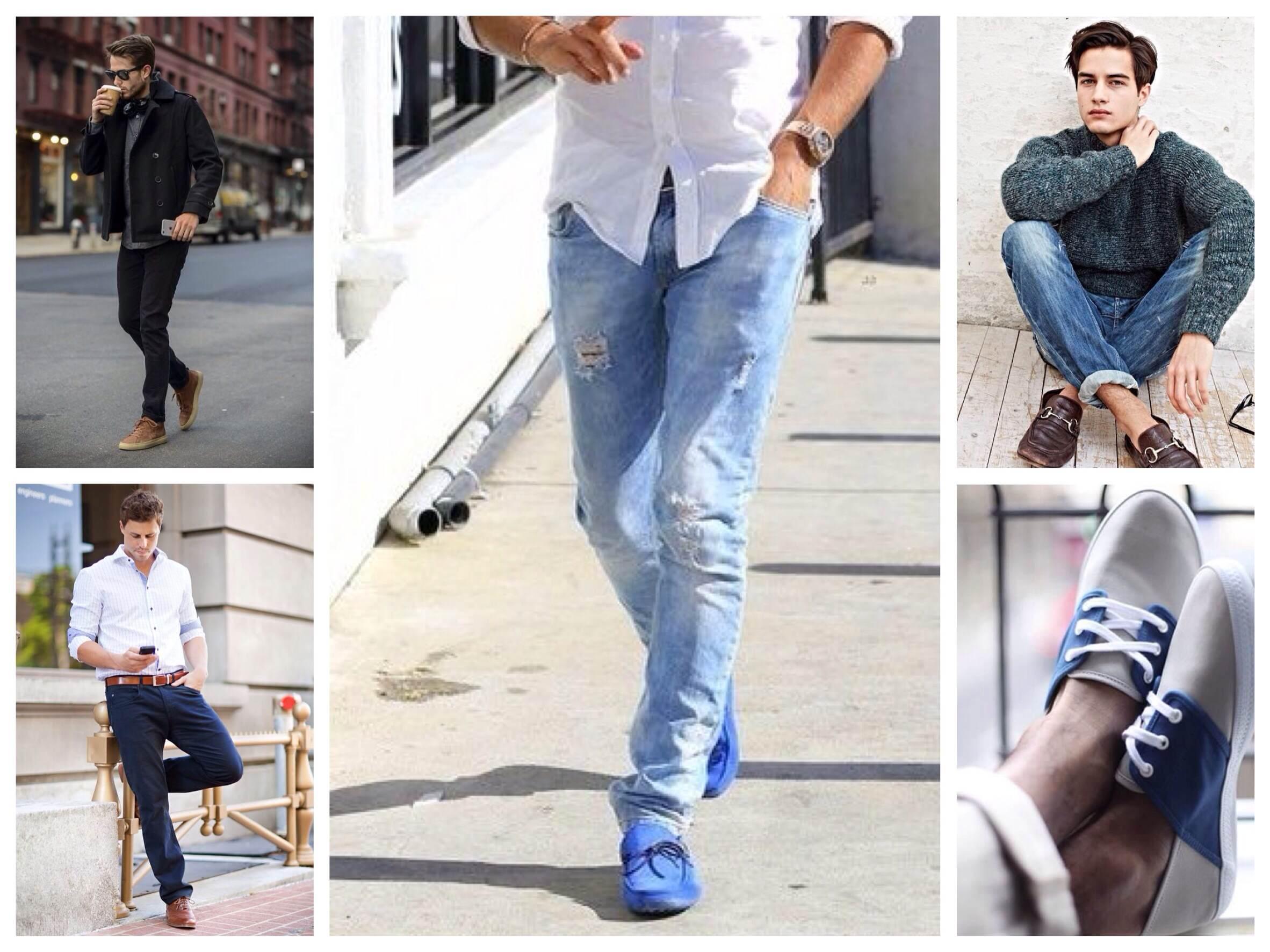 Обувь и джинсы – как найти идеальное сочетание