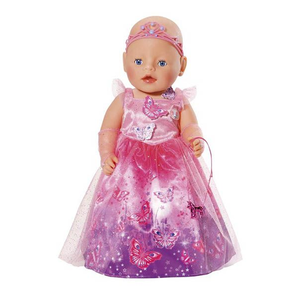 Одежда Сказочная принцесса для куклы Беби Бон