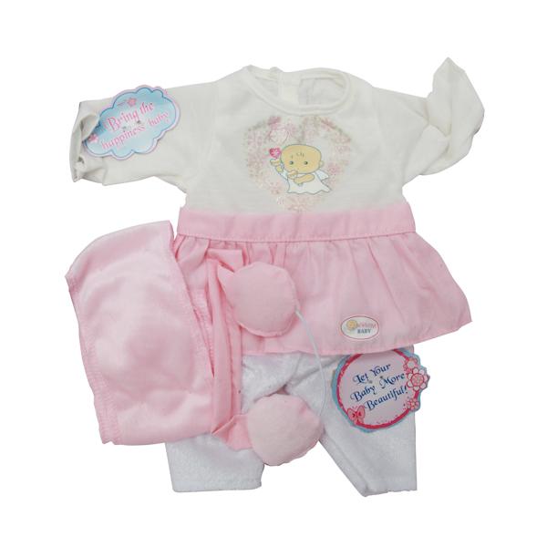 Одежда для куклы Warm Baby