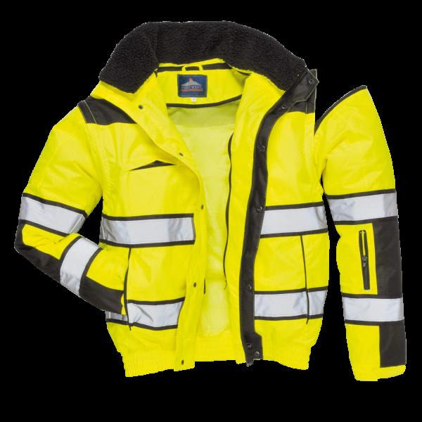 Одежда желтого цвета для работы