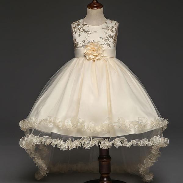 Платье для девочки на свадьбу