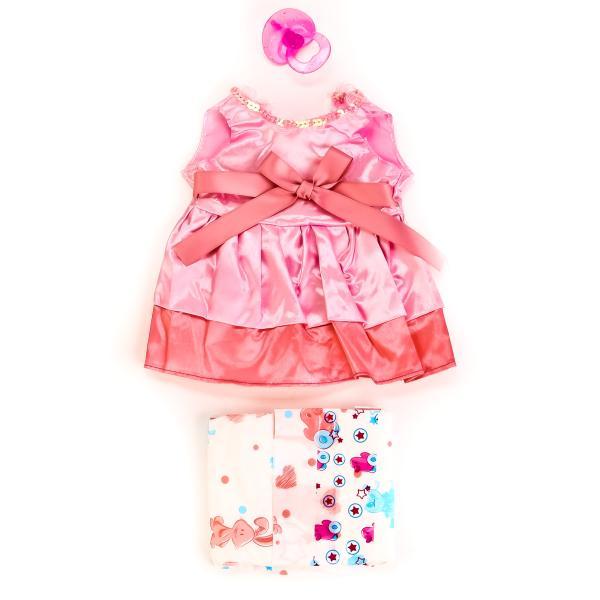 Платье с соской и памперсами