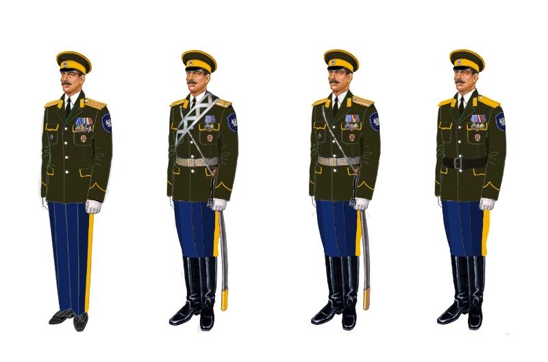 Полевая форма одежды
