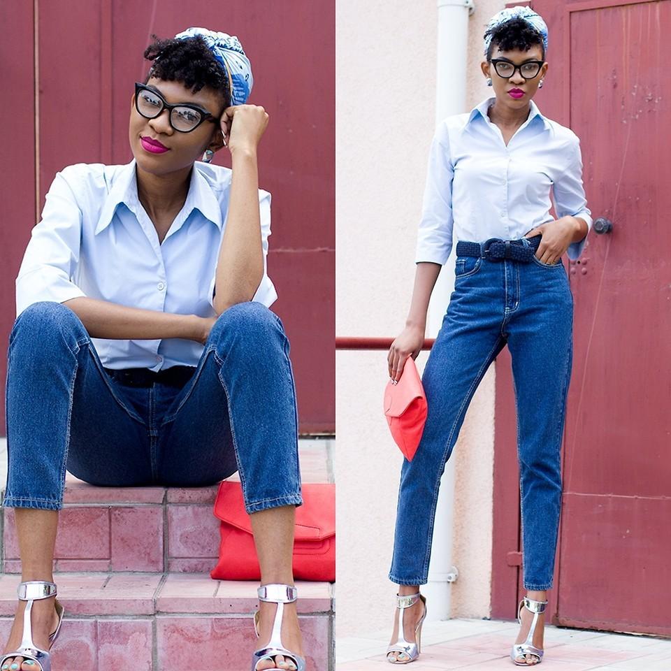 Правильный выбор женских джинсов