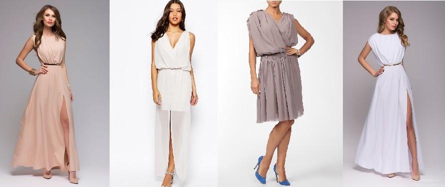 Приятные оттенки одежды для девушки