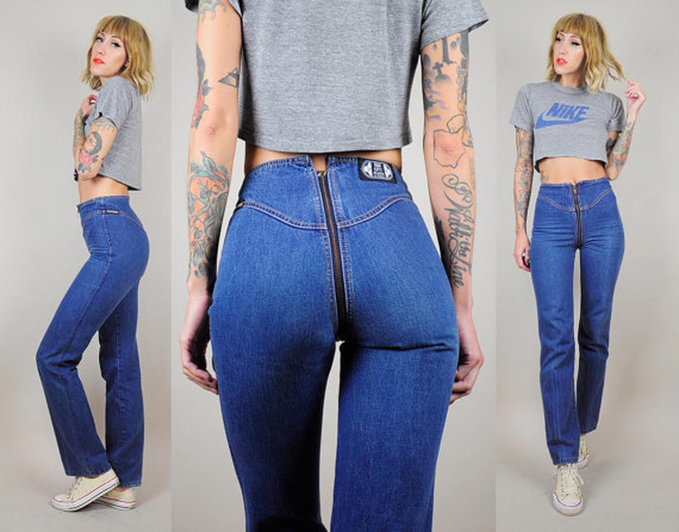 Провокационные джинсы