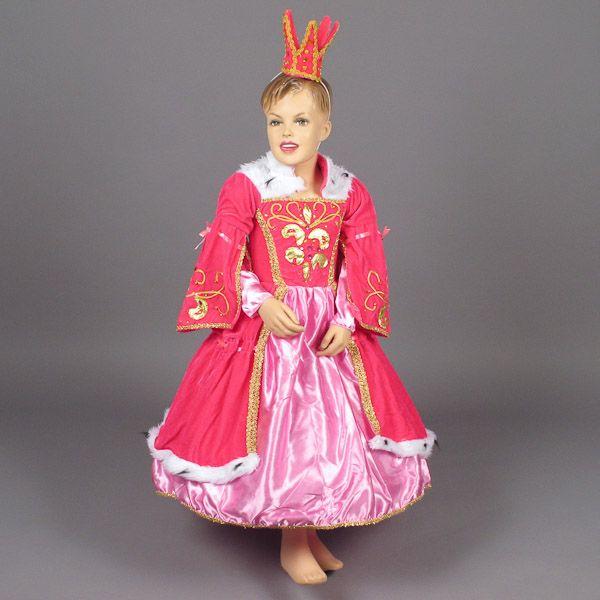 Пышное платье королева Лапландии