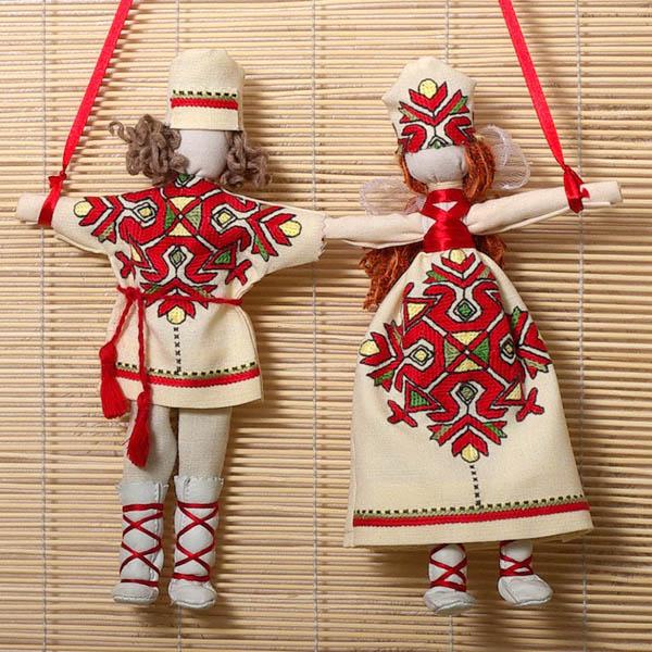 Ритуальные костюмы