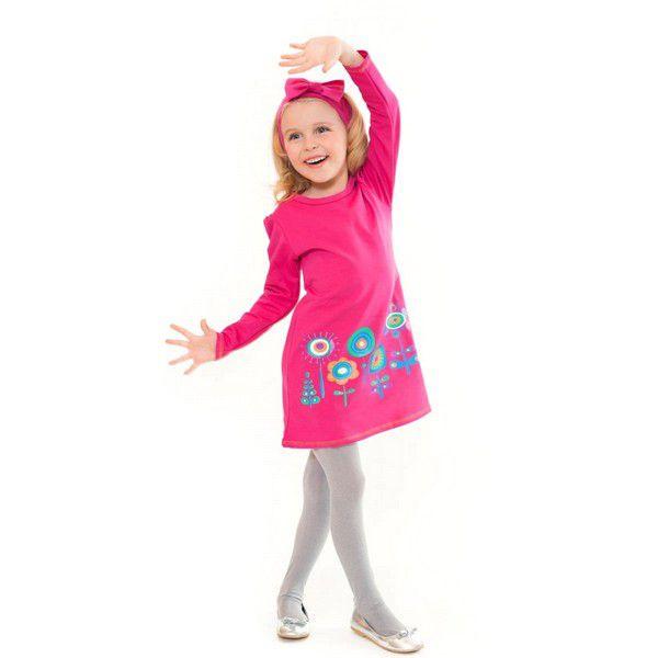 Розовый цвет для детей
