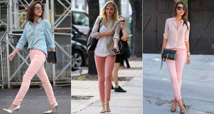 Розовые джинсы - краткое руководство