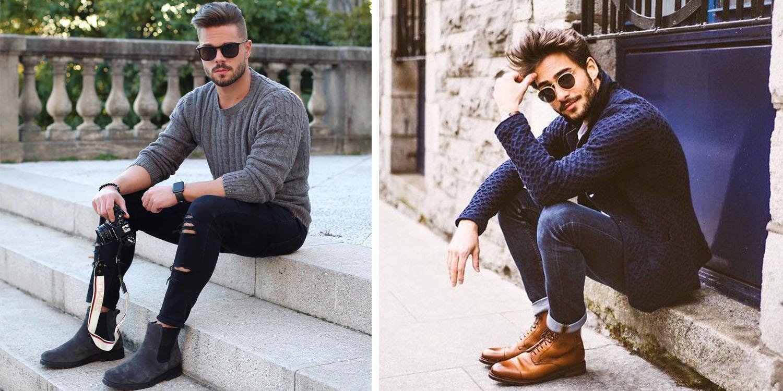С чем носить джинсы мужчинам