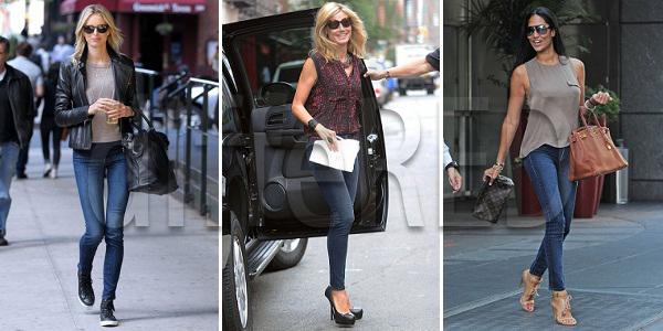 Самые стильные женские джинсы