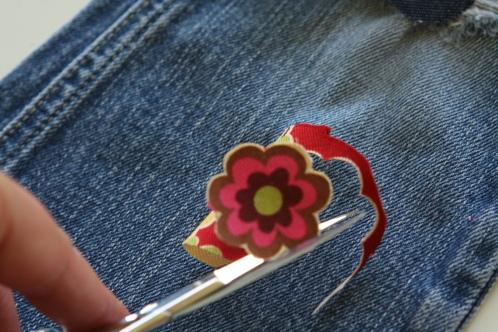 Сердцевина цветка