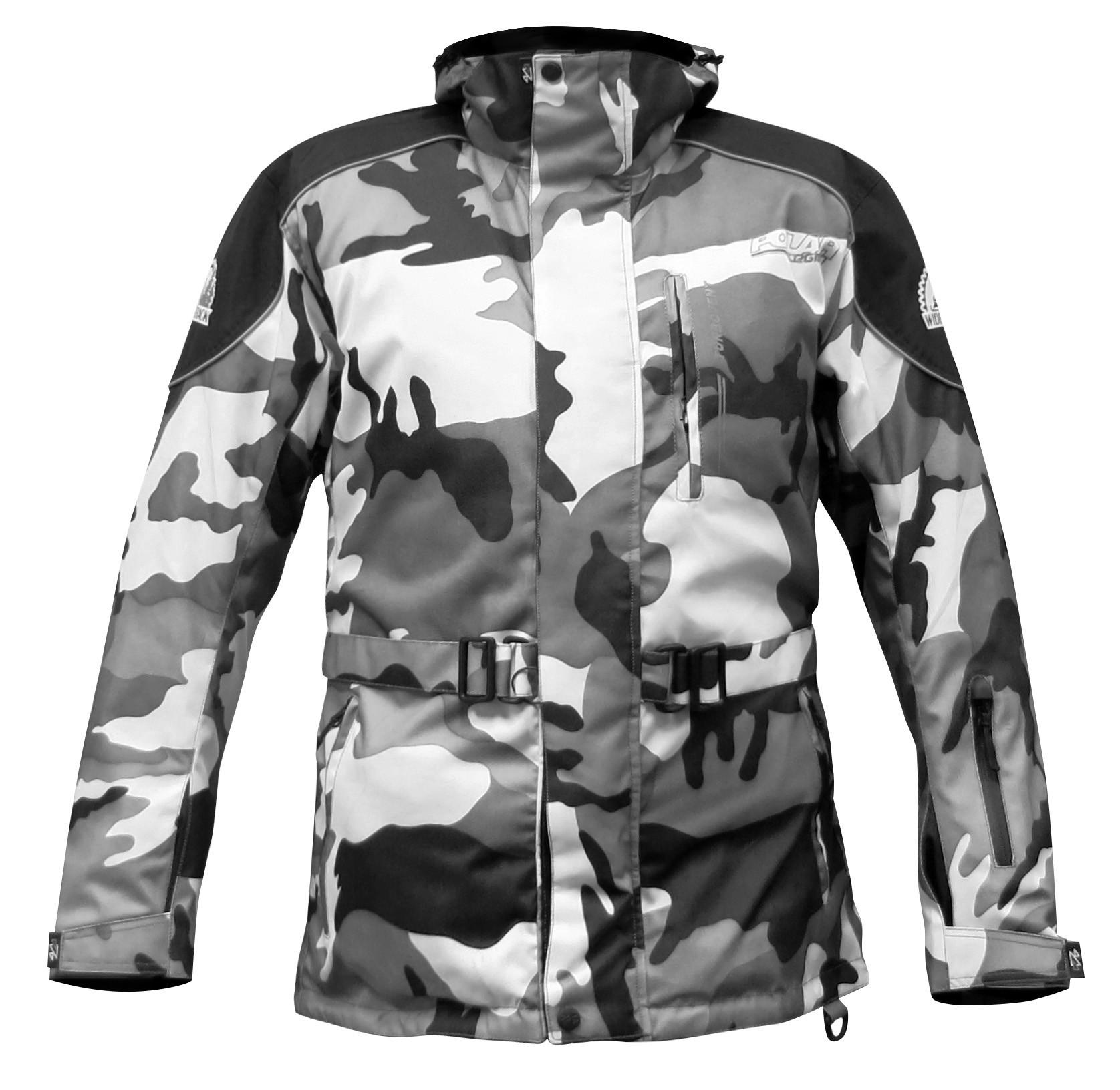 Снегоходные куртки камуфляж