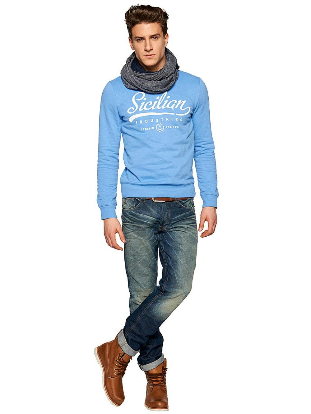 Среди всех брюк, самыми популярными на сегодняшний день являются модные мужские джинсы