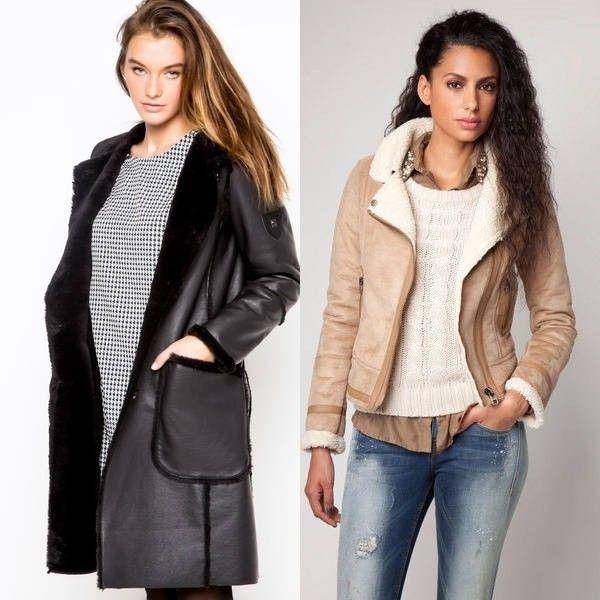 Стильная одежда для зимы
