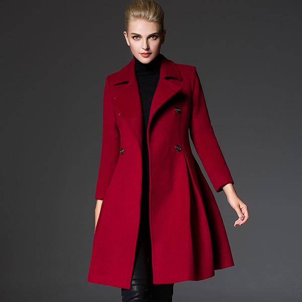 Стильное пальто на каждый день