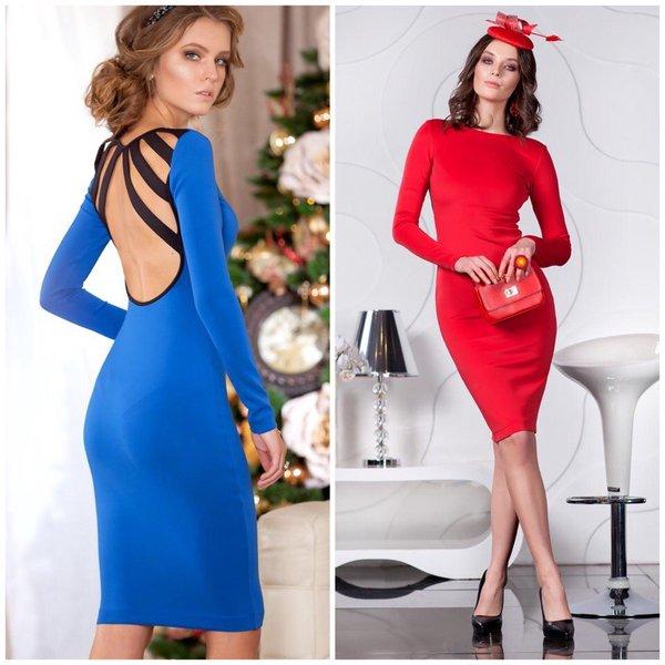 Стильные женские платья для работы