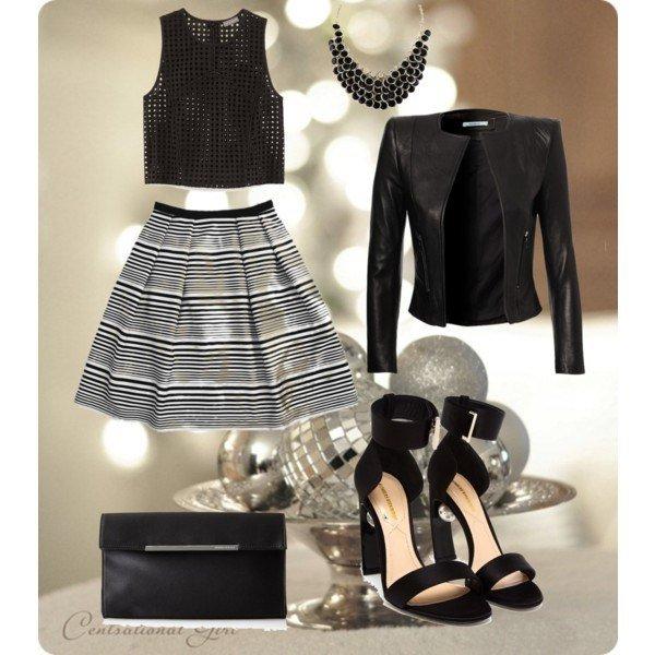 Стильный наряд