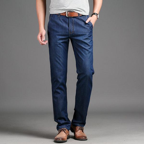 Свободные удобные джинсы
