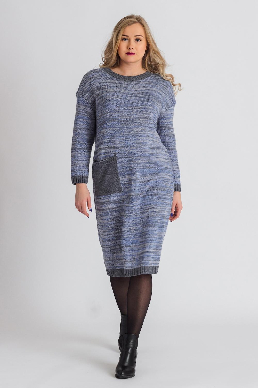 Тонкий теплый материал для платья