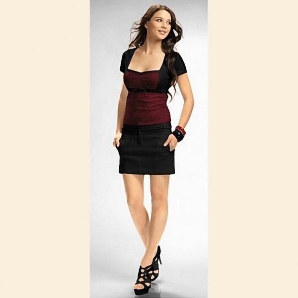 Удобное вечернее платье для девушки