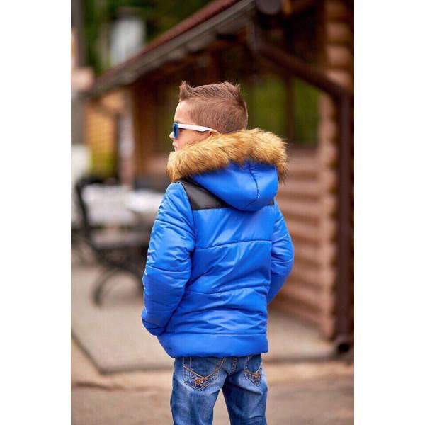 Вариант зимней одежды