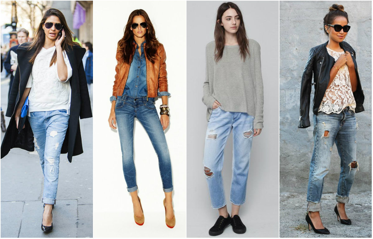 Варианты джинсов