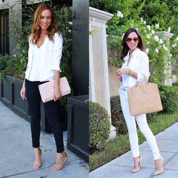 Варианты современных женских джинсов