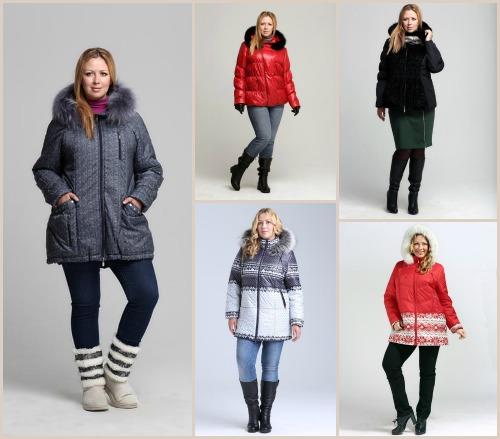 Варианты стильных курток