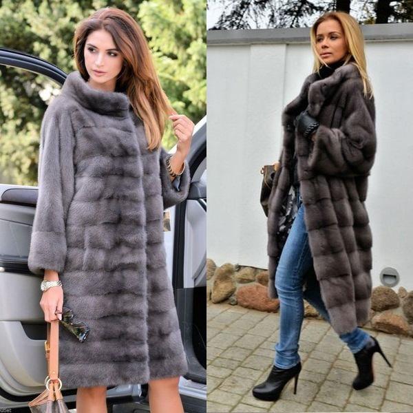 Варианты зимней одежды
